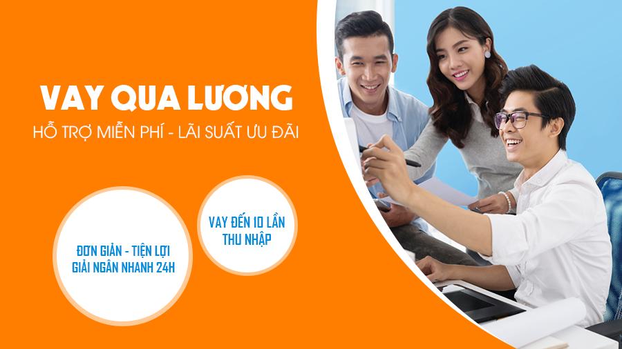 Vay tiền tín chấp tiêu dùng tại Phú Thọ