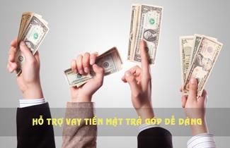 Dịch vụ cho vay tiền mặt không cần thế chấp lãi suất thấp