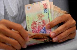 Rộ dịch vụ vay tiền nóng tư nhân trong ngày không cần thế chấp giấy tờ
